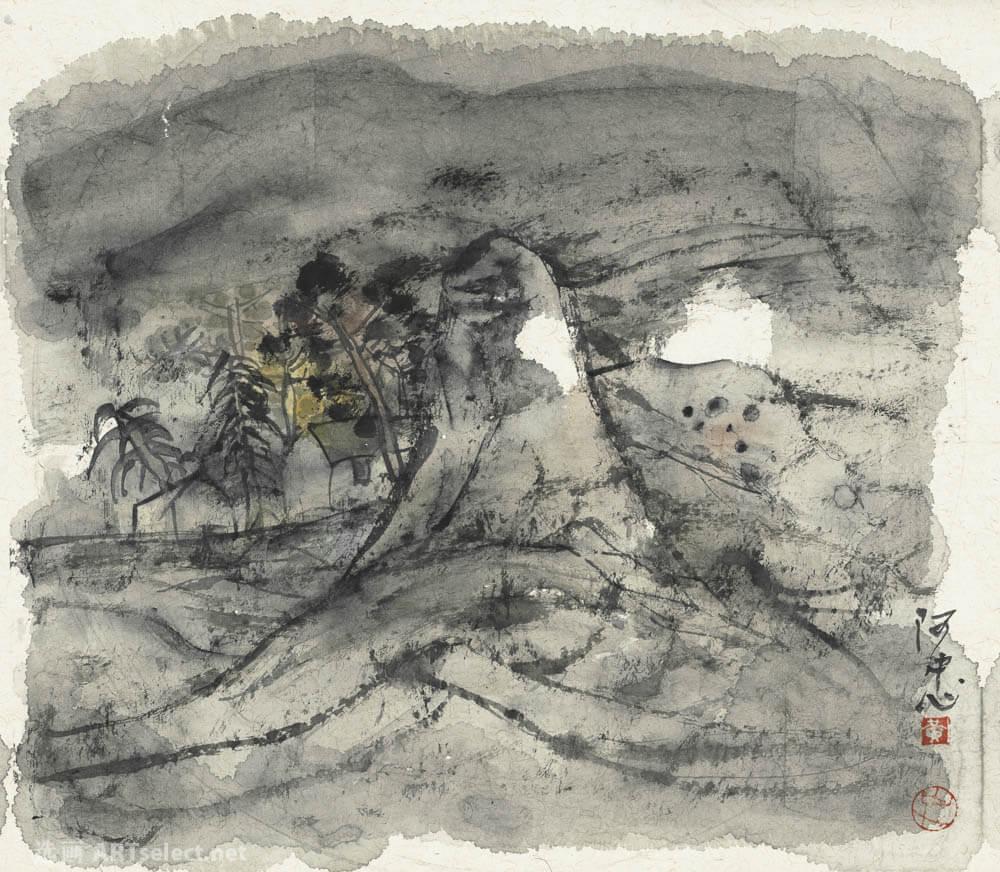 黄阿忠 山水风景1