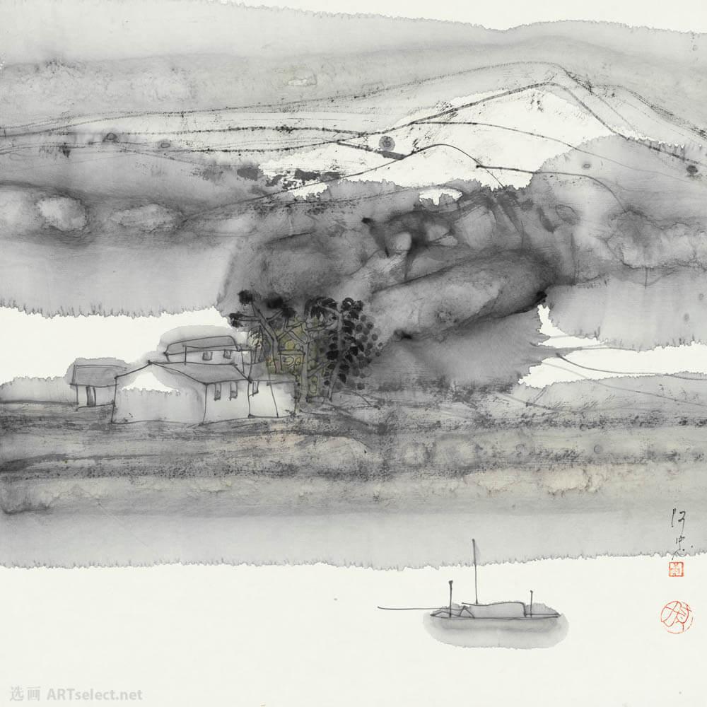 黄阿忠 山水风景2